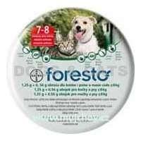 BAYER Foresto obojek pro psy nad 8kg