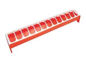 Krmítko pro slepice plastové 50cm
