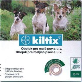 BAYER Kiltix obojek pro malé psy 35cm