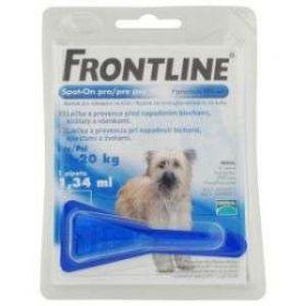 Frontline spot-on střední pes 10-20kg