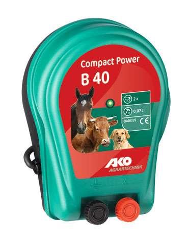 Akumulátor Compact Power B 40
