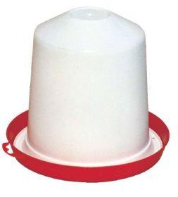 Plastová napaječka pro drůbež 10l