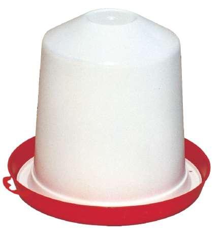 Plastová napaječka pro drůbež