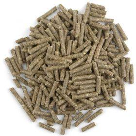 BF Angora Krauter, vědro 3L (2200g) granule pro dlouhosrsté králíky Apetit