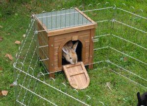 Domek pro malá zvířata venkovní