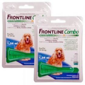Frontline Spot-On Combo pro psy M 10-20kg
