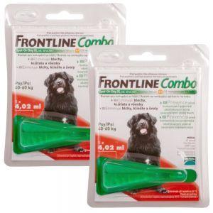 Frontline Spot-On Combo dog XL Merial, Lyon