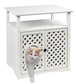 Helena kočičí skříň do koupelny