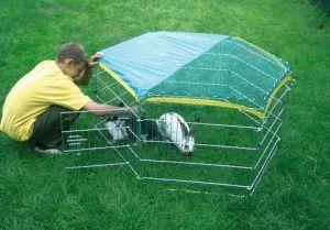 Ohrádka králík, morče 6 dílů
