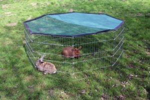 Ohrádka králík, morče 8 dílů