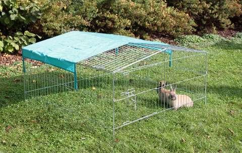 Ohrádka králík, morče skládací EASY