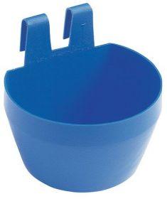 Plastová miska závěsná na krmivo i vodu