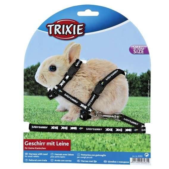 Postroj králík Trixie Baby Bunny