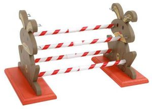 Překážka pro králičí hop Kerbl