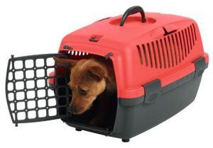 Transportní box Gulliver 1 plast červená