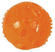 ToyFastic Orange Míč pískací větší
