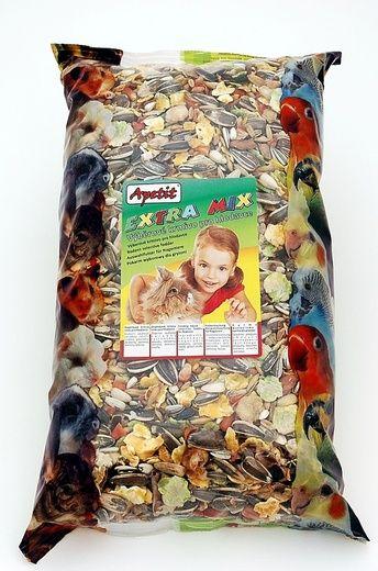Apetit Hlodavec - Extra Mix 0,8kg, výběrové krmivo pro hlodavce