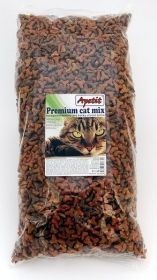 Apetit Premium Cat 1kg, kompletní krmivo pro kočky, včetně koťat