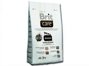 Brit Care Venison zvěřina 3kg