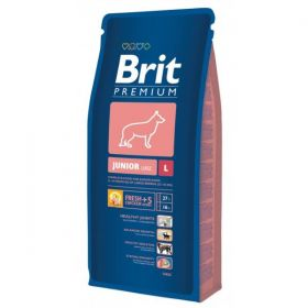 Brit-Premium Junior Large 15kg