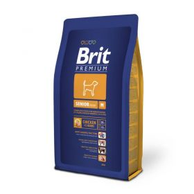 Brit-Premium senior Medium 15kg