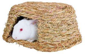 Domek senový střední králík