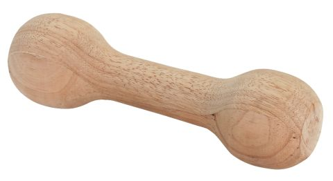 Dřevěná činka125g Kerbl