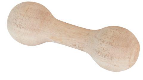 Dřevěná činka 250g