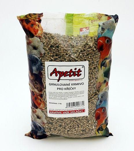 Granule pro křečky 0,8kg (pro drobné hlodavce) Apetit