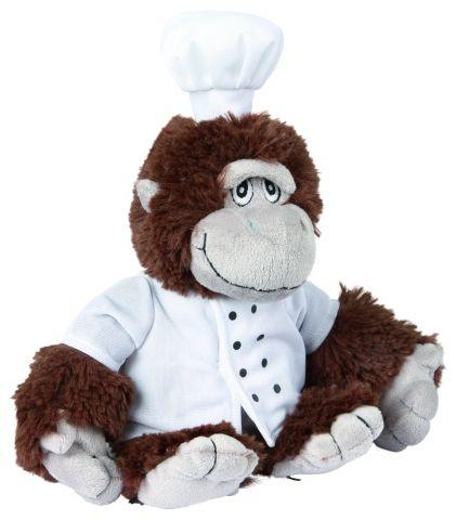 Hračka plyš Kuchař King Kong Kerbl