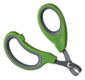 Nůžky na drápky protiskluzové