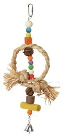 Nature hračka pro andulky a papoušky