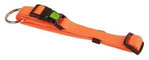 Obojek MIAMI oranžový 30-45cm