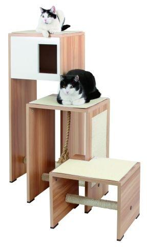 Škrabadlo pro kočky Design Ambiente bílé Kerbl