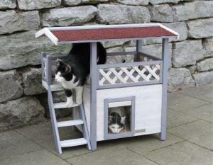 Venkovní domek pro kočky Lodge Ontario