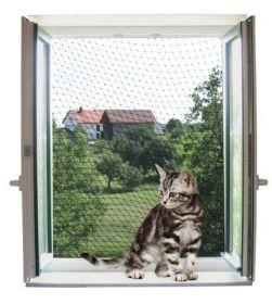 Síť do okna 4x3m