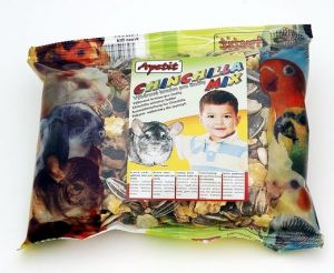 Apetit CHINCHILLA MIX 200g