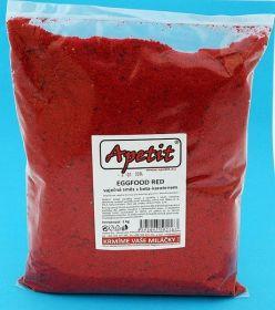 Apetit - Eggfood Red 1kg - vaječná směs s beta-karotenem - červená 150g, doplňkové krmivo pro ptactvo