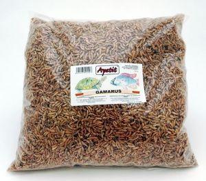 Apetit - Gamarus 500g, krmivo pro želvy, akvarijní ryby a exotické ptactvo