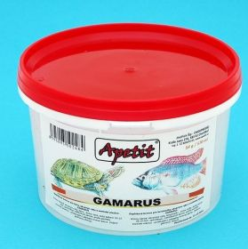 Apetit - Gamarus 54g/570ml, krmivo pro želvy, akvarijní ryby a exotické ptactvo