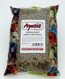 Apetit - Granule pro činčilu pravou 1kg