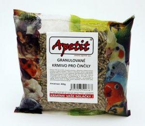 Apetit - Granule pro činčilu pravou 400g