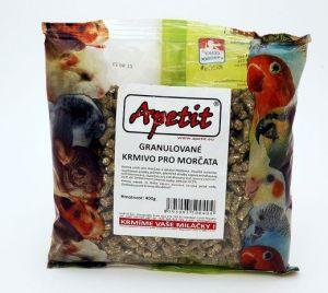 Apetit - Granule pro morčata (pro hlodavce) 400g