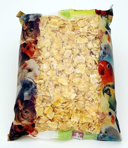 Apetit - Kukuřičné vločky 400g, doplňkové krmivo pro hlodavce