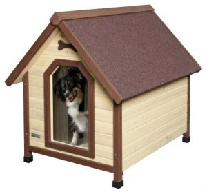 Dog House 4-Seasons