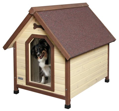 Dog House 4-Seasons Kerbl