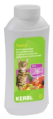 Koncentrát vůně na kočičí stelivo - Tropical Kerbl