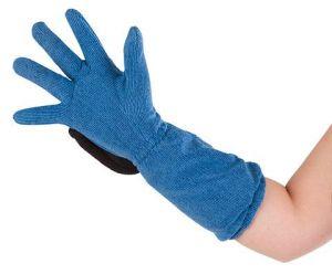 Mikrovláknové rukavice