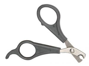 Nůžky na drápy malé