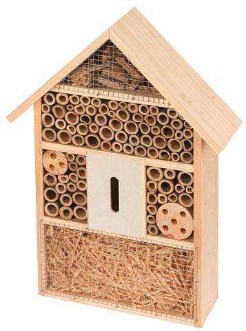 Venkovní domeček pro hmyz - velký Kerbl